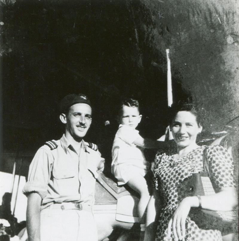 Hans und Fritzi Mildenberg