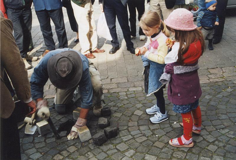 2004 Stolpersteine Telgte